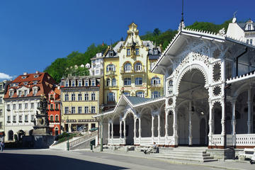 Day-Trip to Karlovy Vary Spa with...