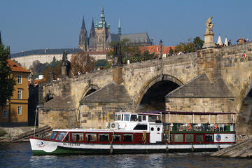 Lunch Cruise on Prague's Vltava River