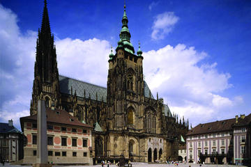 Small-Group Prague Castle and Interiors Walking Tour