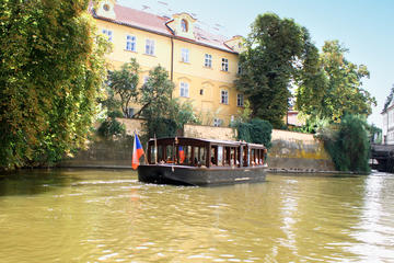 Prague River Boat Tour - 90 min