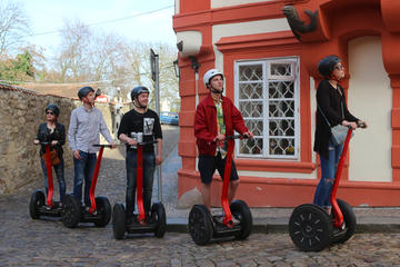 Prague Segway Tour Around Monastic Breweries