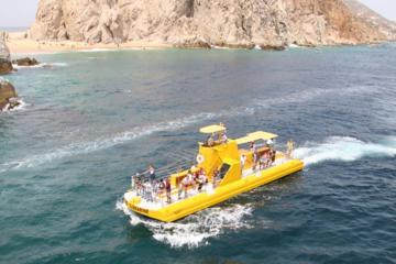 Aventura semisubmarina en Cabo