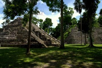 2-Day Trip to Tikal and Yaxha by Air from Guatemala City