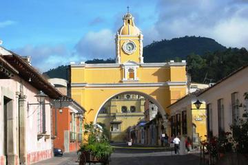 City Tour de dia inteiro em Antigua