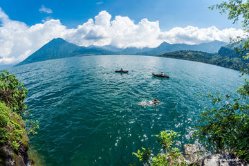 Day Trip to Chichicastenango and Lake Atitlan from Guatemala City or...