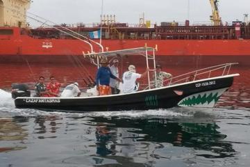 Sport Fishing in the Guatamalan Pacific Ocean