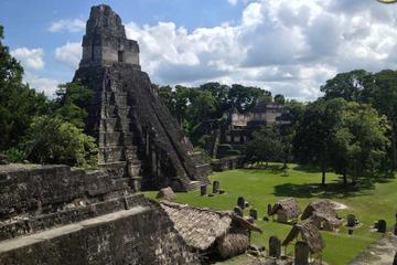 Tikal Day Trip with lunch by Air