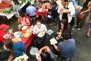 Gastronomía mexicana 101: visita a pie todo incluido
