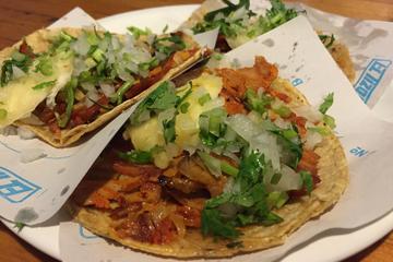 Tacos, Salsas und Mezcales in La Condesa in Mexiko City