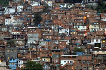 Excursão pela favela de Saramandaia...