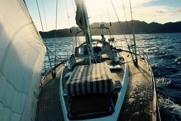 Magnetic Island Twilight Sailing...