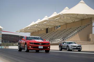 Chevrolet Camaro Drag Racing