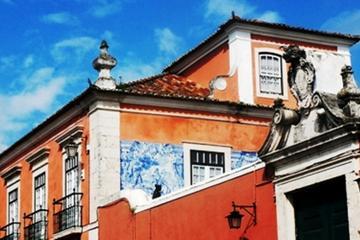 Um lanche na degustação de vinhos da Quinta saindo de Lisboa