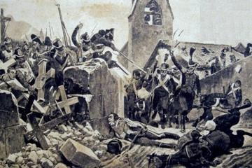 Visite guidée de la bataille de Vimeiro au départ de Lisbonne