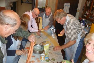 2 days Learning to Cook Italian Dishes in Chianti