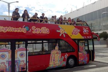 Hop-on-Hop-off-Busrundfahrt in Sevilla