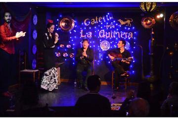 La Quimera Flamenco Show in Madrid