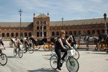 Lo más destacado de Sevilla: recorrido en bicicleta guiado