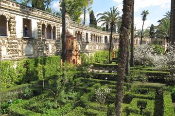 Private 1.5-Hour Tour of the Alcazar of Seville