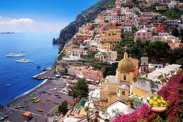 Half-Day Tour to Positano from Amalfi