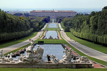 Half-Day Trip to Caserta from Amalfi, Maiori or Ravello