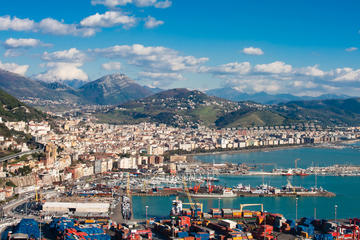 Half-Day Trip to Salerno from Amalfi, Maiori or Ravello