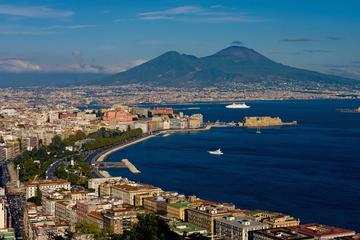 Private Driver: Amalfi Coast to Naples