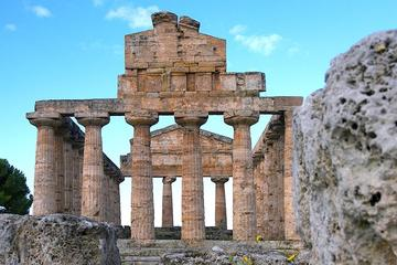 Salerno City and Paestum Ruins Tour...