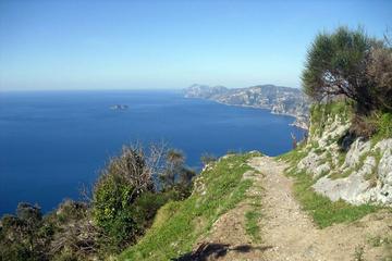 Tour escursionistico nel Sentiero degli Dei da Sorrento