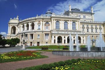 3-Day Odessa Small-Group Bus Tour...