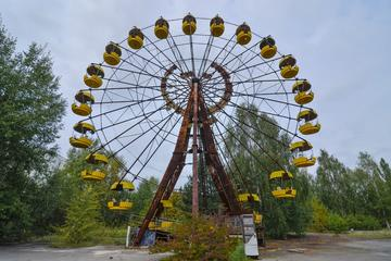 Full-Day Chernobyl and Pripyat Small Group Tour from Kiev