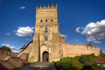 Lutsk, Tarakaniv Fort, and Tunnel of...