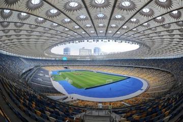 Kiev NSC Olimpiyskiy Stadium Tour