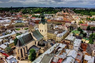 Private 3-Hour Lviv Panoramic City