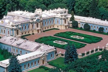 Private Führung: Architektonische Meisterwerke des Viertels Pechersk