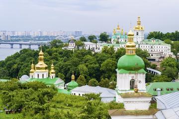 Stadtrundfahrt in Kiew mit einem privaten Fremdenführer