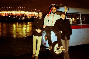Tour di Varsavia di notte