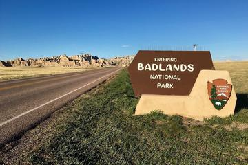 Day Trip Badlands Standard or Premium Tour near Rapid City, South Dakota