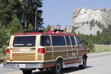 Safari au mont Rushmore et aux Black...