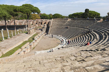 private tour of ancient Ostia from ...