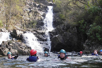 Canyoning Adventure from Fort William