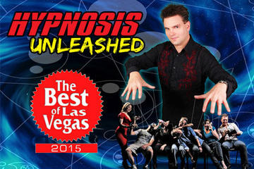 Hypnosis Unleashed Starring Kevin Lepine at Binions Hotel and Casino