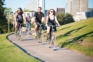 Austin's Lakes, Springs, and Bridges Bicycle Tour