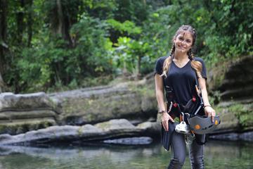 JungleQui Zipline Adventure from San
