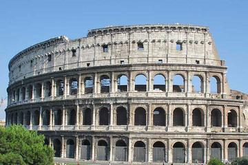 Ancient Rome and Colosseum Private Tour with Underground Chambers...