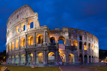 Ancient Rome and Colosseum Private Tour with Underground Chambers Arena