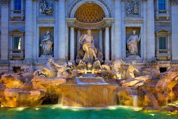 Tour a piedi: Tour di orientamento delle fontane e delle piazze di