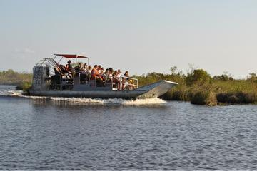 New Orleans Airboat and Machine Gun Shooting Tour