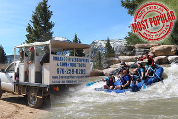 Day Trip Jeep and Raft Combo Tour near Durango, Colorado