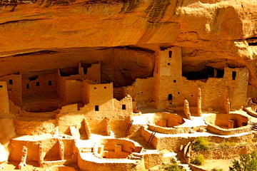 Day Trip Mesa Verde Experience Tour near Durango, Colorado